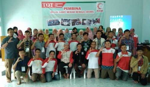TRAINING OF TRAINER BSMR SERANG